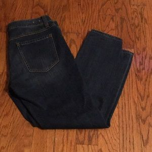 CAbi Jeans Ankle cut